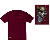 Marvel - Marvel x Primitive Wolverine Burgundy T-Shirt
