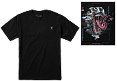 Marvel - Marvel x Primitive Venom Black T-Shirt