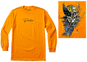 Marvel - Marvel x Primitive Wolverine Gold Long Sleeve T-Shirt