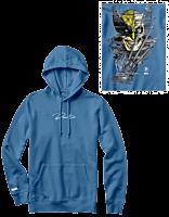 Marvel - Marvel x Primitive Wolverine Blue Sweatshirt Hoodie