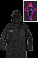 Dragon Ball Super - Dragon Ball x Primitive Goku Black Rose Windbreaker Jacket