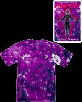 Dragon Ball Super - Dragon Ball x Primitive Goku Black Rose Washed Purple T-Shirt