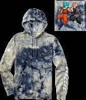 Dragon Ball Super - DBS x Primitive Goku Versus Washed Navy Sweatshirt Hoodie