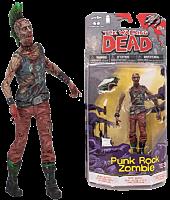 "The Walking Dead - Comic Series - Punk Rock Zombie 5"" Action Figure (Series 3)"
