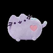 Pusheen | Pastel Purple Pusheen Plush | Popcultcha