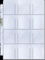 Ultra Pro - Page Sleeve 12 Pocket