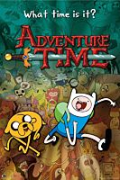 Adventure Time - Collage Poster (140)