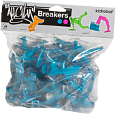 All City Breakers - 2 Vinyl 20-Pack Electric Blue 1
