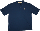 World of Warcraft - Alliance Polo Shirt (Blue & Beige)