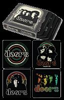 The Doors - Coaster Set (4 x Coasters in a Sleeve)