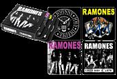 Ramones - Coasters Set (4 x Drink Coasters in a Sleeve)