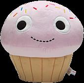 Yummy - Yummy Cupcake Pink/Strawberry 14 Inch Plush 1