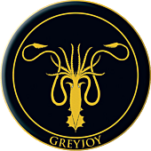 Game of Thrones - Greyjoy Patch