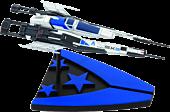 Mass Effect - SX3 Alliance Fighter Replica