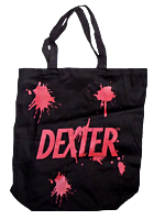 Dexter - Logo Splatter Kill Tote Bag