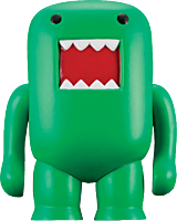 Domo - Black Light 4 Vinyl Figure Green