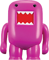 Domo - Black Light 4 Vinyl Figure Purple