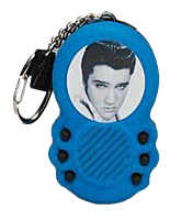 Elvis Presley - Talking Keychain