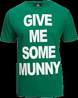 Kidrobot - T-Shirt Give Me Some Munny Green Male 1