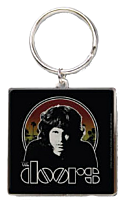 The Doors - Jim Morrison Metal Key Ring
