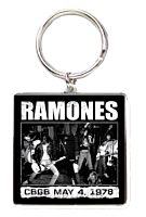 Ramones - Key Ring Band at CBGB (Metal)