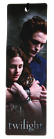 Twilight - Edward Cullen and Bella Swan Embrace Poster Bookmark