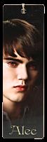 Twilight - New Moon - Alec (Volturi) Bookmark