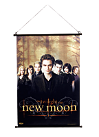 Twilight - New Moon - The Cullens Wall Scroll
