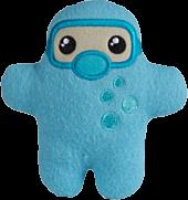 Shawnimals - Pocket Ninja (Aqua) 4 Plush 1