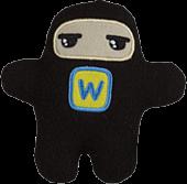 Shawnimals - Pocket Ninja (Super) 4 Plush 1