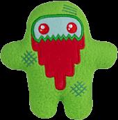 Shawnimals - Pocket Ninja (Zombie) 4 Plush 1