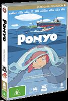 Ponyo - The Movie DVD (2-Disc)