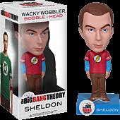 Big Bang Theory - Sheldon Wacky Wobbler (Bobble Head)