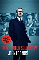 Tinker Tailor Soldier Spy Paperback Book