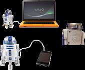 Star Wars - R2-D2 USB Speaker