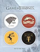 Game Of Thrones - Badge Pins Set B