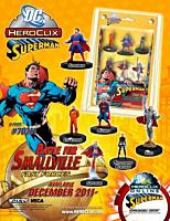 Heroclix - DC Superman Battle for Smallville Fast Forces 6-Pack
