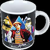 Doctor Who - 7th Doctor Sylvester McCoy Boxed Coffee Mug 1