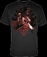 Freddy Krueger Vs Jason Voorhees - FVJ Hellfire Male T-Shirt 1