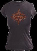 Godsmack - Textured Logo Tissue Female T-Shirt 1