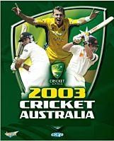 2003/04 Cricket Australia Card Album