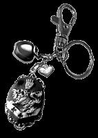 Twilight - Cullen Crest Key Ring/Bag Clip