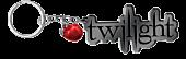 Twilight - Logo Key Ring