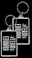 Twilight - Lucite Keychain D - Team Edward