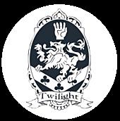 Twilight - Cullen Family Crest Clear Vinyl Sticker