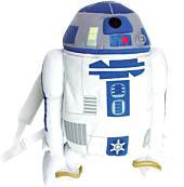 Star Wars - R2-D2 Plush Buddies BackPack