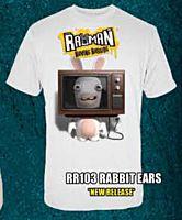 Rayman - Rabbit Ears Male T-Shirt