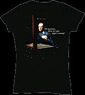 Silence of the Lambs - Scream B Female T-Shirt 1