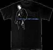 Terminator - T2 Hasta La Vista Black Male T-Shirt
