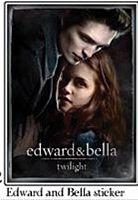 Twilight - Sticker C - Edward Cullen and Bella Swan